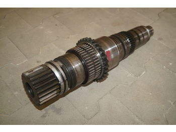 VOLVO GEARBOX MAIN SHAFT / VT2412B ISHIFT / / WORLDWIDE DELIVERY - transmisja