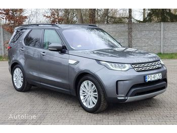 LAND ROVER Discovery V 2.0 SD4 HSE LUXURY 2018 - samochód osobowy