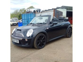 Mini Cooper S Convertible Automatic Low miles Sat Nav Air Con - samochód osobowy