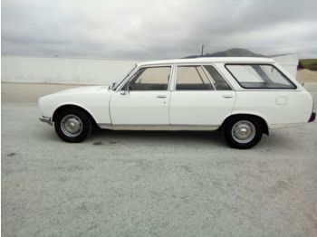 PEUGEOT 504 left hand drive Break E20 2.0 diesel estate - samochód osobowy