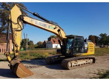 Koparka gąsienicowa CATERPILLAR CAT 324 E