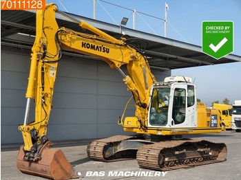 Koparka gąsienicowa Komatsu PC240 LC -8K From first owner - all functions