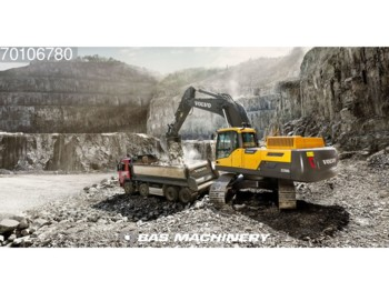 Koparka gąsienicowa Volvo EC350D NEW Unused CE machine - coming soon