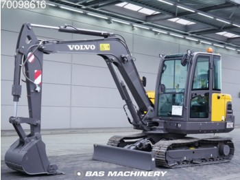 Koparka gąsienicowa Volvo EC55C New unused 2018 machine