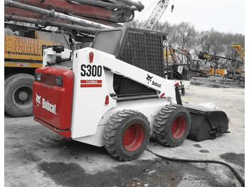 Ładowarka kołowa BOBCAT S300