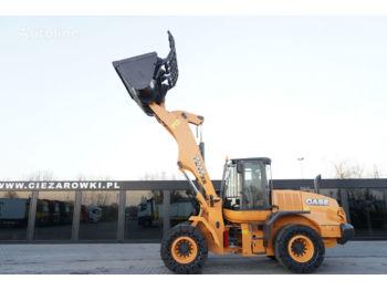 Ładowarka kołowa CASE 721F XR , 16t , hydraulic grab bucket 3,5m3 , joystick , industr