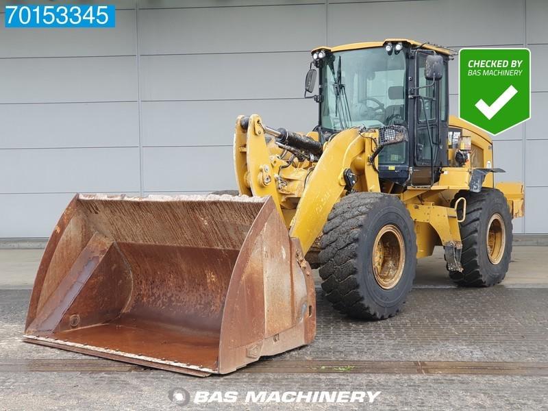 ładowarka kołowa Caterpillar 938K GERMAN DEALER MACHINE - HIGH TIP BUCKET