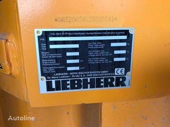 Ładowarka kołowa LIEBHERR 556