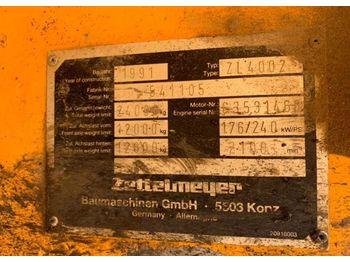 Ładowarka kołowa ZETTELMEYER ZL 4002