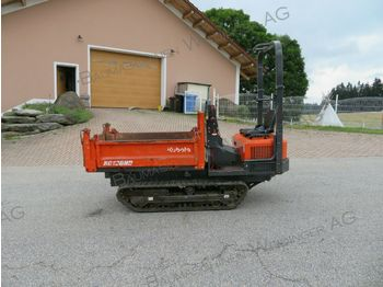 Miniwywrotka Kubota KC 100 HD Dumper