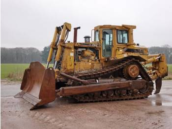 CAT D8N (Excellent undercarriage / Single shank ripp  - spycharka