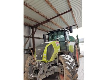 Claas Axion 820 C-Matic  - ciągnik rolniczy