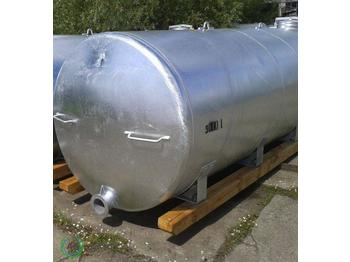 Inofama Wassertank 5000 l/Stationary water/Бак для воды 5000 л/ Citerne stationnaire 5000 l/Tanque de líquidos estacionario/Cysterna stacjonarna - cysterna