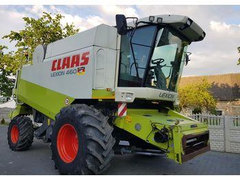 Kombajn zbożowy Claas Lexion 460
