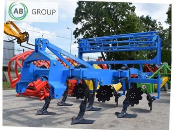 Inter-Tech Grubber 2,1 m/Cultivator/Dechaumeur a dents/Cultivador/ Культиватор 2,1 м - kultywator