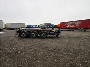 Koegel 45 Port multipl. Container-Chassis - naczepa