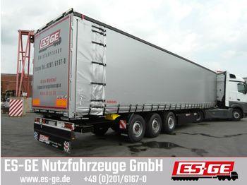 Naczepa plandeka Kögel 3-Achs-Cargo-Coil-Pritschensattelanhänger