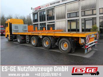 Naczepa platforma ES-GE 3-Achs-Ballastauflieger