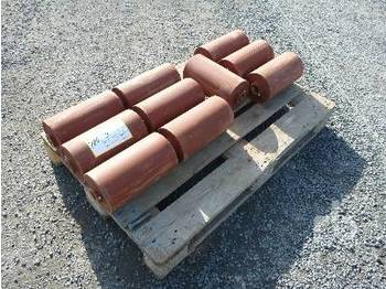 Rollers for Roll-off container - kontener