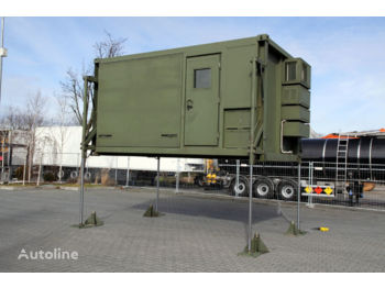 ARMPOL / Military container body / NEW / UNUSED / 2020 - kontener budowlany