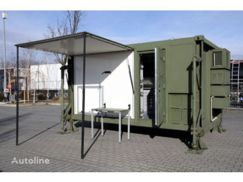 New ARMPOL / Military container body / NEW / UNUSED / 2020 - kontener budowlany