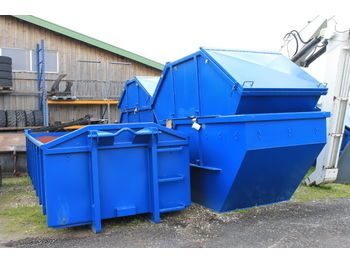 Kontener hakowy Abrollcontainer/Absetzcon./Bürocon./Materialcon.