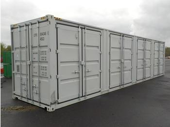 Kontener morski 40' High Cube Multi-Doored Container