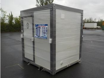 Unused 2021 Portable Toilet Unit, Shower - nadwozie wymienne/ kontener