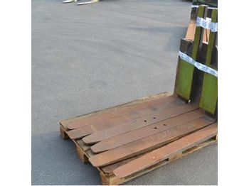 Widły Pallet of Forks (6 of)