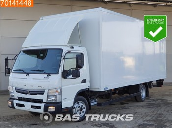Samochód ciężarowy furgon Mitsubishi 4X2 Canter Fuso 7C18 Manual Ladebordwand Steelsuspension Euro 6