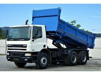 DAF CF 75.360 Kipper+Bordmatic 5,20m  Top Zustand!  - wywrotka