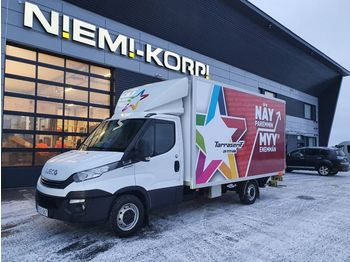 Dostawczy kontener IVECO Daily 35S18 A8