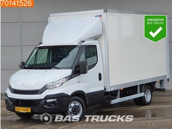 Dostawczy kontener Iveco Daily 35C16 Laadklep Bakwagen Dubbellucht Airco Cruise A/C Cruise control