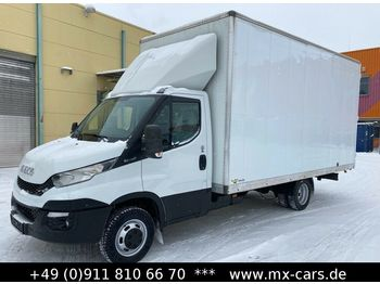 Iveco Daily 35c15 3.0L Möbel Koffer Maxi 4,75 m. 26 m³  - dostawczy kontener