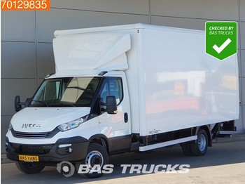 Iveco Daily 70C21 210PK Bakwagen Laadklep Automaat Euro6 Koffer LBW A/C Cruise control - dostawczy kontener