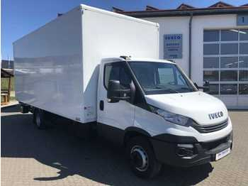 Iveco Daily 70 C 18 A8/P Koffer+LBW+Klima+Tempo  - dostawczy kontener