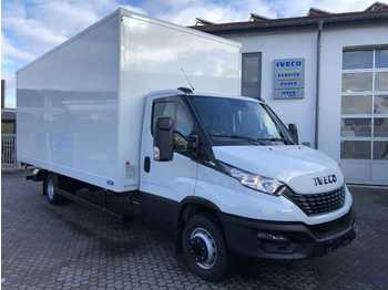Dostawczy kontener Iveco Daily 70 C 18 A8 P Koffer+LBW Klima Tempo PLKA