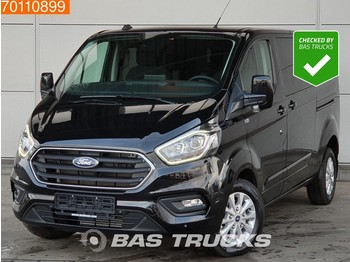 Furgon Ford Transit Custom 2.0 TDCI 170PK Limited Automaat DC Navigatie Camera Cruise L2H1 4m3 A/C Double cabin Towbar Cruise control