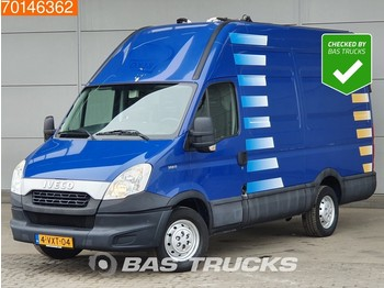 Iveco Daily 35S17 3.0 170PK L3H3 Laadklep Airco Cruise Camera 10m3 A/C Cruise control - samochód dostawczy chłodnia