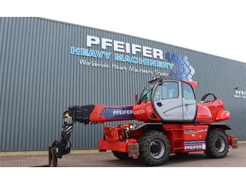 Ładowarka teleskopowa Manitou MRT2550 PRIVILEGE PLUS Valid inspection, *Guarante